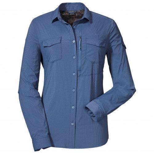 Schöffel - Women's Blouse Schwangau2 - Bluse Gr 42 blau