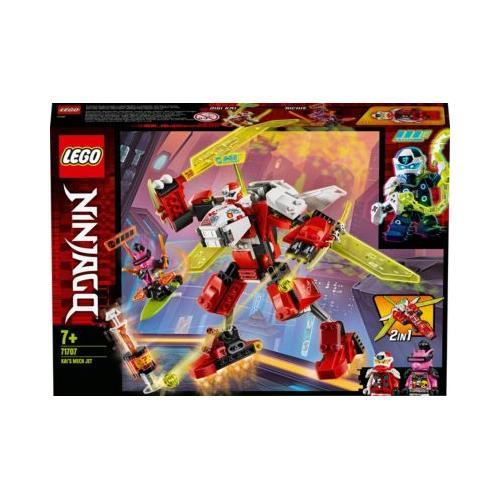 LEGO® NINJAGO 71707 Kais Mech Jet