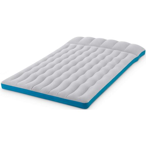 Intex Luftbett Camping Mat grau Isomatten Luftmatratzen Schlafen Outdoor