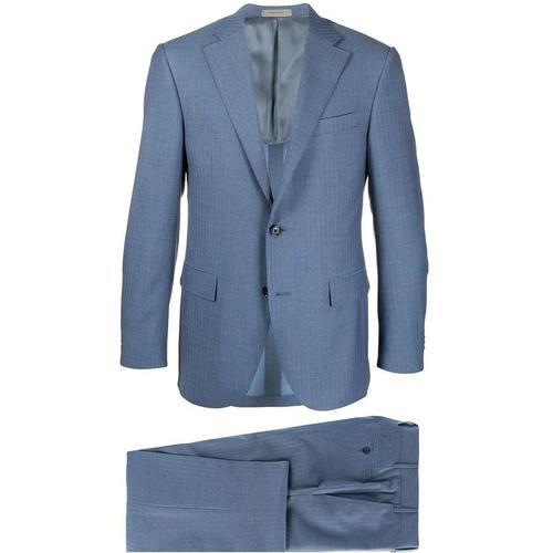 Corneliani Zweiteiliger Anzug mit Streifen