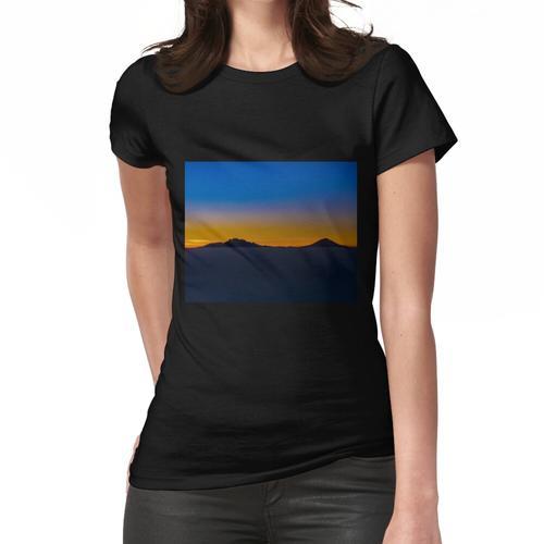 Popocatepetl und Iztaccihuatl Frauen T-Shirt