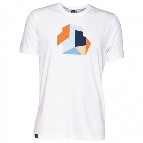 Snap - Big Dietrich - T-Shirt Gr M weiß
