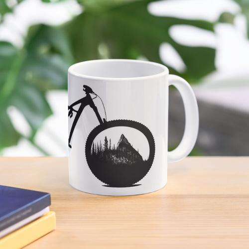 MTB Enduro Mug
