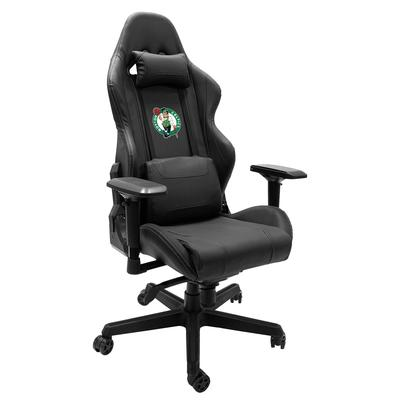 """DreamSeat Boston Celtics Logo Team Xpression Gaming Chair"""
