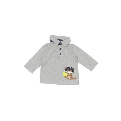 Carter's Long Sleeve Polo Shirt:...