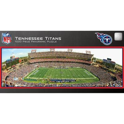 Tennessee Titans 1000-Piece NFL Stadium Panoramic Puzzle