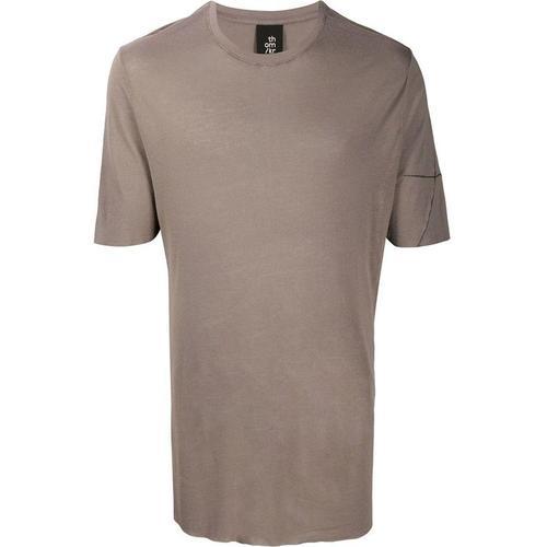 Thom Krom Ungesäumtes T-Shirt