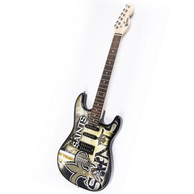 New Orleans Saints NorthEnder Guitar