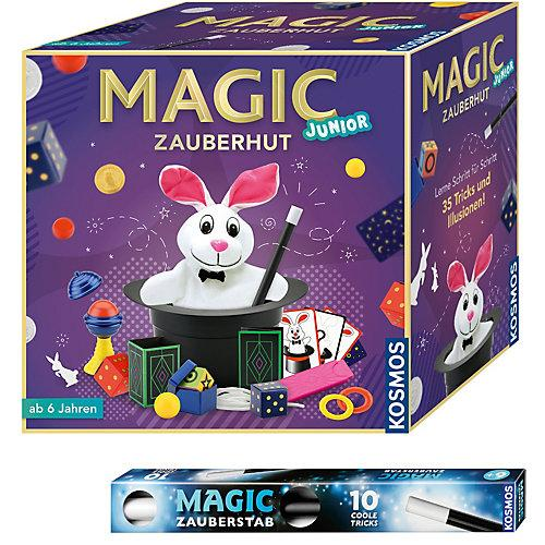 Bundle KOSMOS: Magic Zauberhut & Zauberstab
