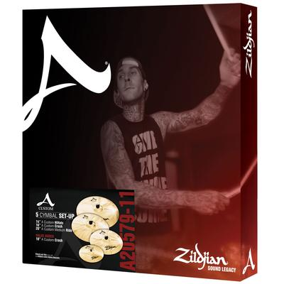 Zildjian A Custom Series Box Cym...