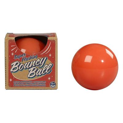 Wild & Wolf - Ridley's Games Classic Super Flashing Bouncy Ball - rubber