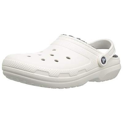 Crocs Classic Lined Clog, white/...