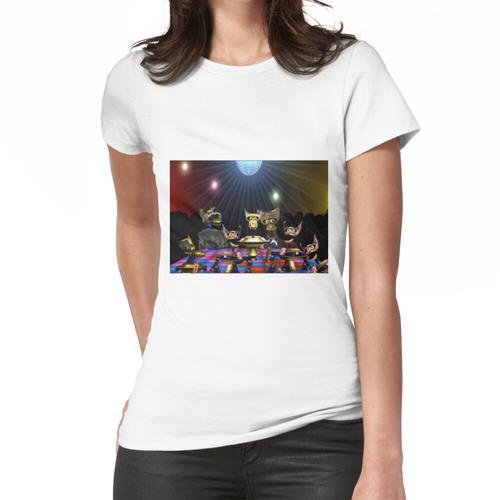 Mord auf dem Tanzboden Frauen T-Shirt