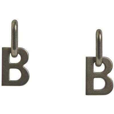 Balenciaga Boucles d'oreilles B Chain XL
