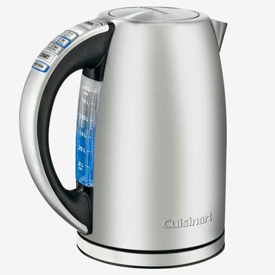 Cuisinart PerfectTemp Cordless Electric Kettle by Cuisinart in Stainless Steel