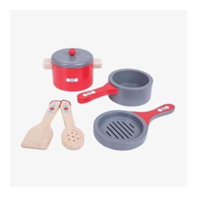 Bigjigs - Cooking Pans