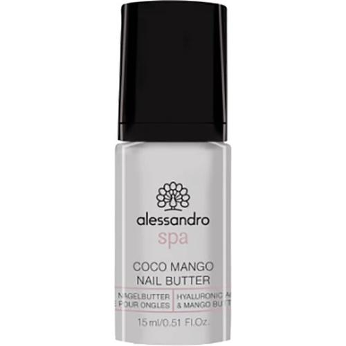 Alessandro Spa Coco Mango Nagelbutter 15 g Nagelcreme