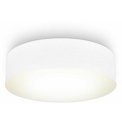 Deckenleuchte Stoff Textil Lampenschirm Wohnzimmerlampe Deckenlampe Schlafzimmer