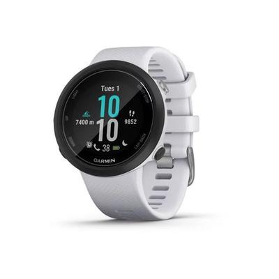 Garmin Camp & Hike Swim 2 Smart Watch Whitestone 0100224701 Model: 010-02247-01