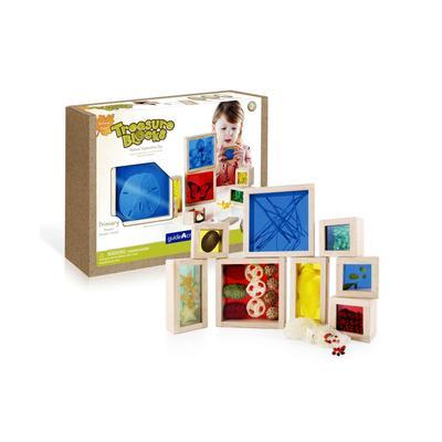 Guidecraft Treasure Blocks - Multi-Color
