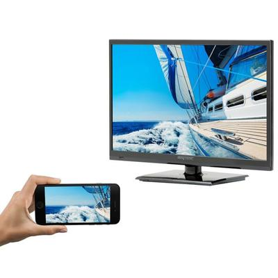 """""""""""""""LED Full HD 12V TV w/Built-In Global HD Tuners DVD USB & Mmmi Ultra Low Power Current 22"""""""""""""""