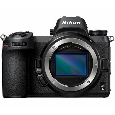 Nikon Z6 24.5MP FX-format 4K Mirrorless Camera (Body Only)