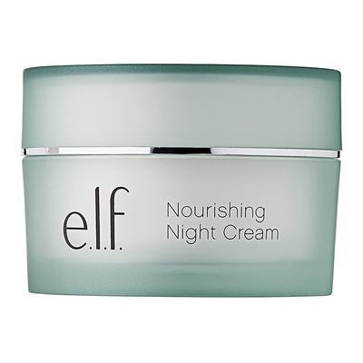 e.l.f. Nourishing Night Cream, White