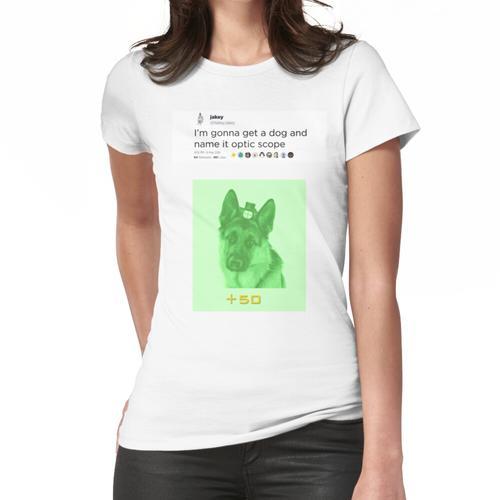 NakeyJakey - Optikumfang Frauen T-Shirt