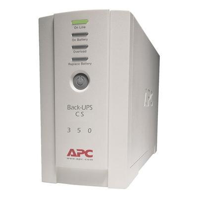 USV-Steckdosenbox »Back UPS CS BK350EI« weiß, APC