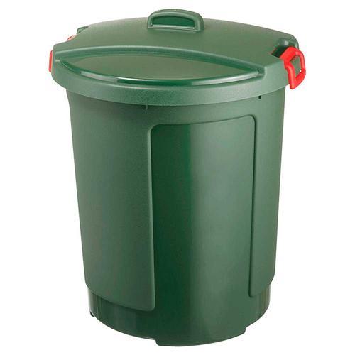 BRB 75 Liter Kunststofftonne - mit Deckel, frostsicher bis -20°C