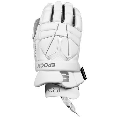 EPOCH Integra Pro Lacrosse Gloves White