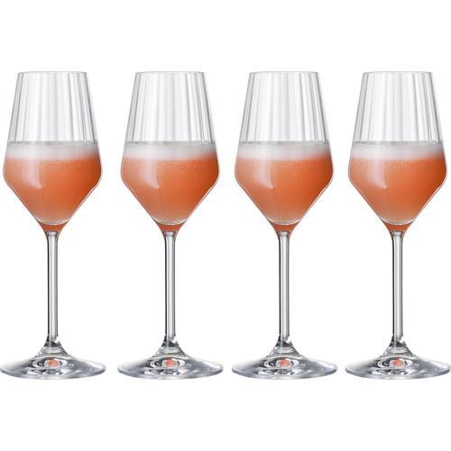 SPIEGELAU Cocktailglas Life Style, (Set, 4 tlg.), Kristallglas, 310 ml farblos Kristallgläser Gläser Glaswaren Haushaltswaren