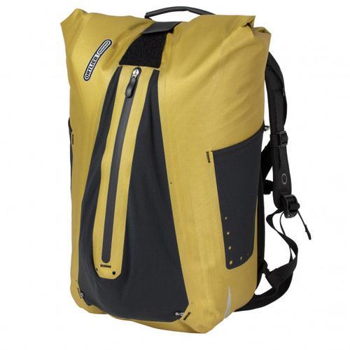 Ortlieb - Vario QL2.1 - Gepäckträgertasche Gr 23 l orange/schwarz