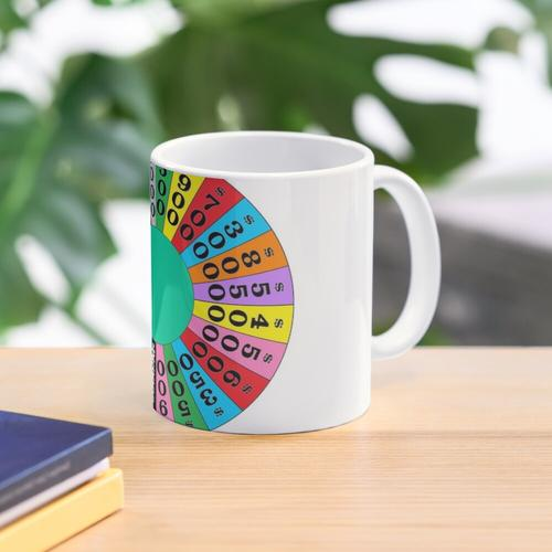 Wheel! of! Fortune! Mug