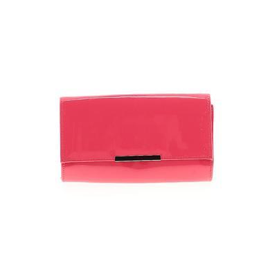 Beya Clutch: Pink Solid Bags