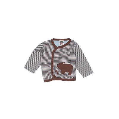 Peanut Buttons Cardigan Sweater:...