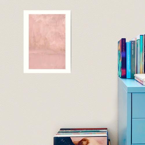 Mark Rothko   Pink auf Pink Kunstdruck