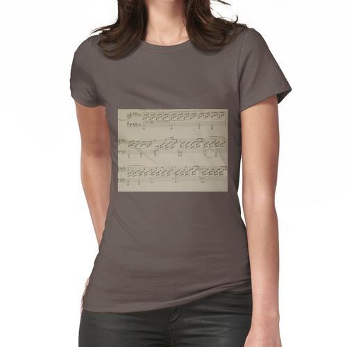 Mondscheinsonate Frauen T-Shirt