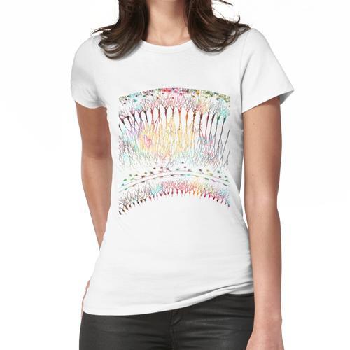 Kortikale Neuronen Frauen T-Shirt