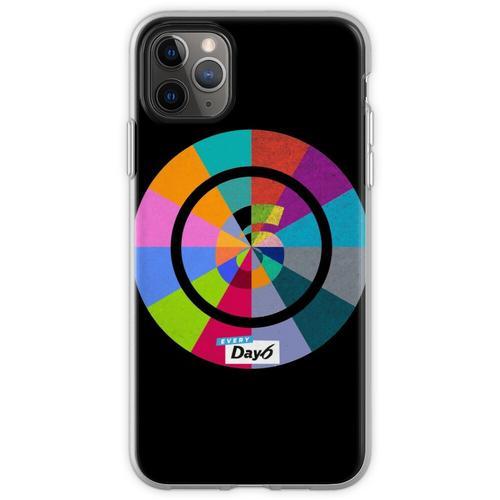 Für MyDays Flexible Hülle für iPhone 11 Pro Max