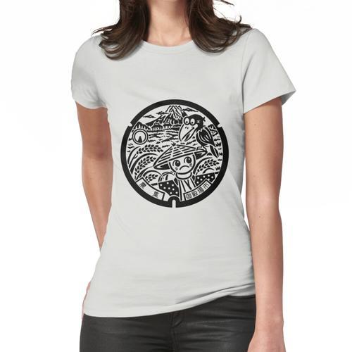 Gotemba Abflussdeckel - Japan Frauen T-Shirt