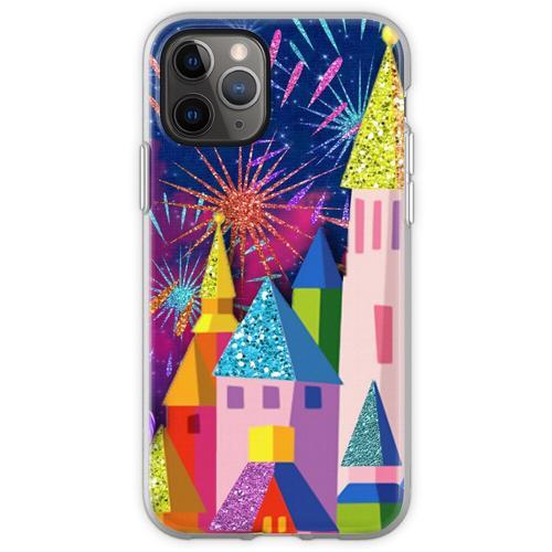 Disneyland Vintage Flexible Hülle für iPhone 11 Pro