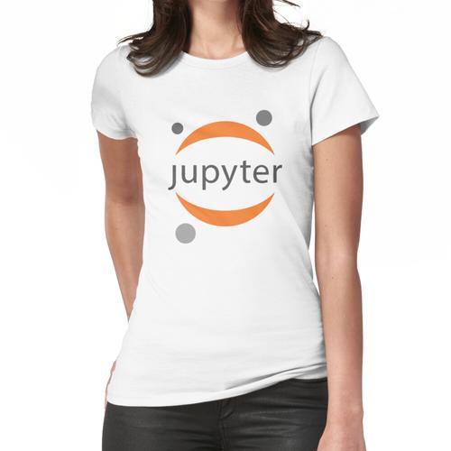 Jupyter Python Frauen T-Shirt