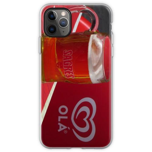Ola! Sagres Bier Flexible Hülle für iPhone 11 Pro Max