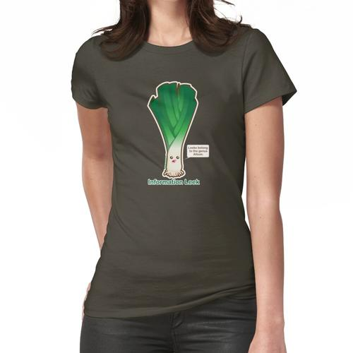 Information Lauch Frauen T-Shirt