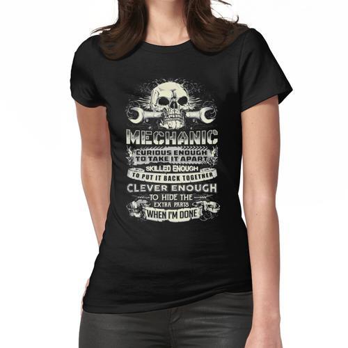 Maschinenbau Frauen T-Shirt