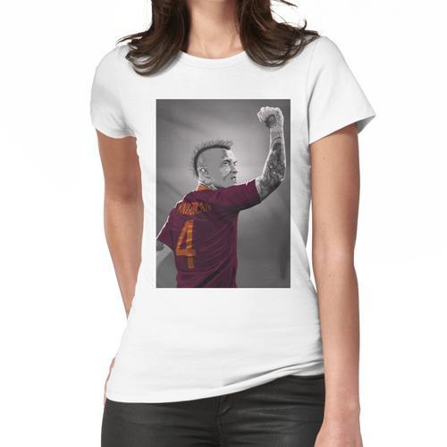 Radja Nainggolan - AS Rom Frauen T-Shirt