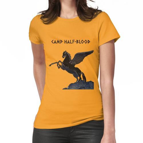 CAMP HALBBLUT - PERCY JACKSON Frauen T-Shirt