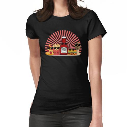 awesome sauce Frauen T-Shirt