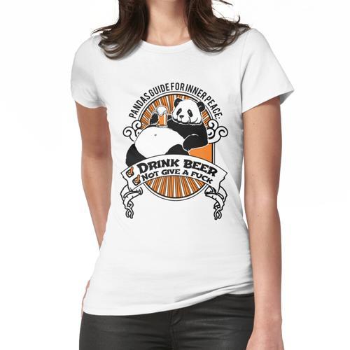 Panda Bier Frauen T-Shirt
